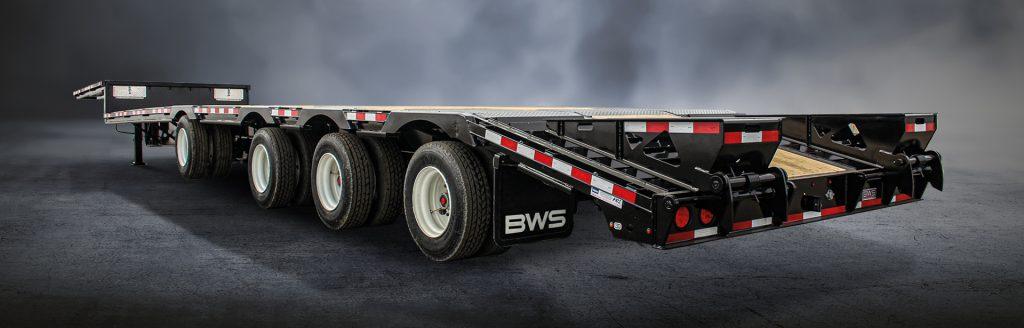 Equipment Trailer - BWS Equipment - Paving & Recovery Trailers