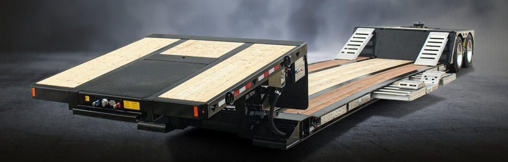 Air Detachable Gooseneck Ag ULP - BWS RGN Double Drops Trailers