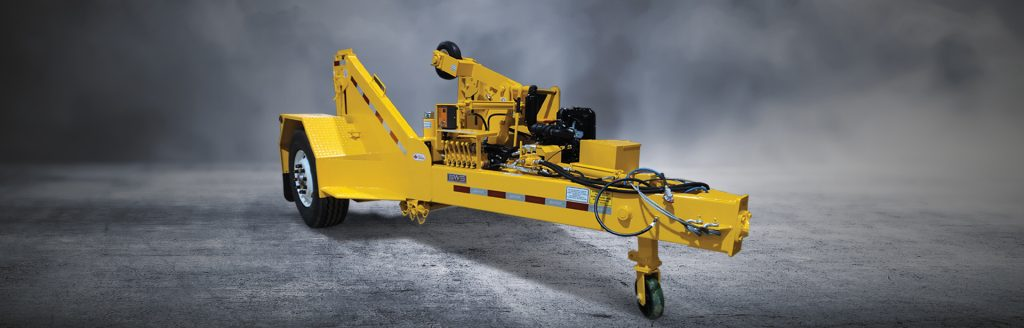 Cable Reel - BWS Specialized Trailers