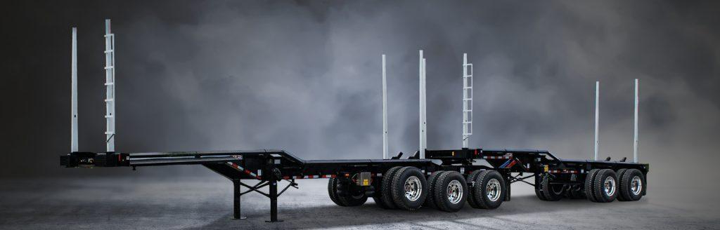 Eastern Logger NL B-Train - BWS Logging Trailers