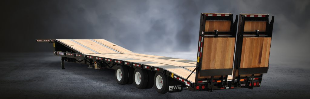 Paving & Recovery - BWS Equipment - Paving & Recovery Trailers