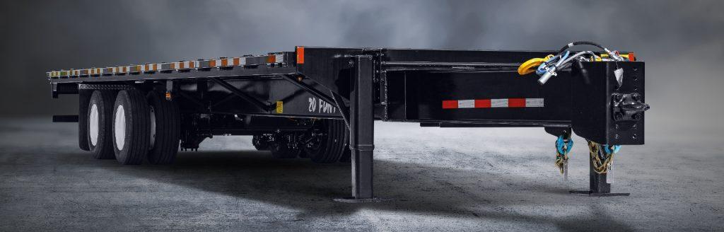 Flat Deck, No Tilt - BWS Tags Trailers