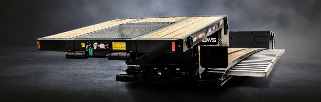 Mechanical Detachable Ag ULP - BWS RGN Double Drops Trailers