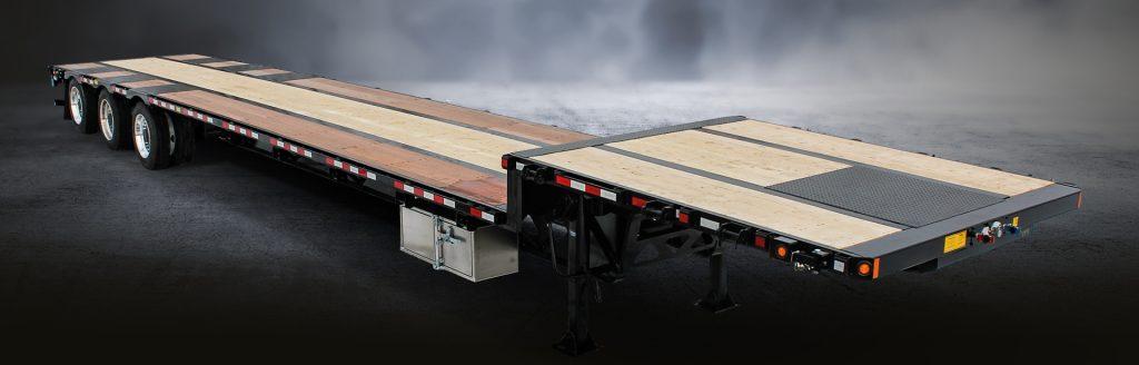 Highway Drop - BWS Flat - Drop Deck Trailers