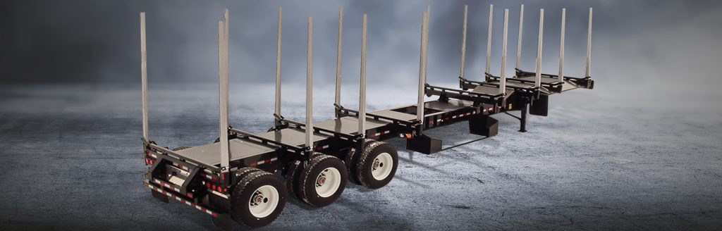 Eastern Logger US - BWS Logging Trailers