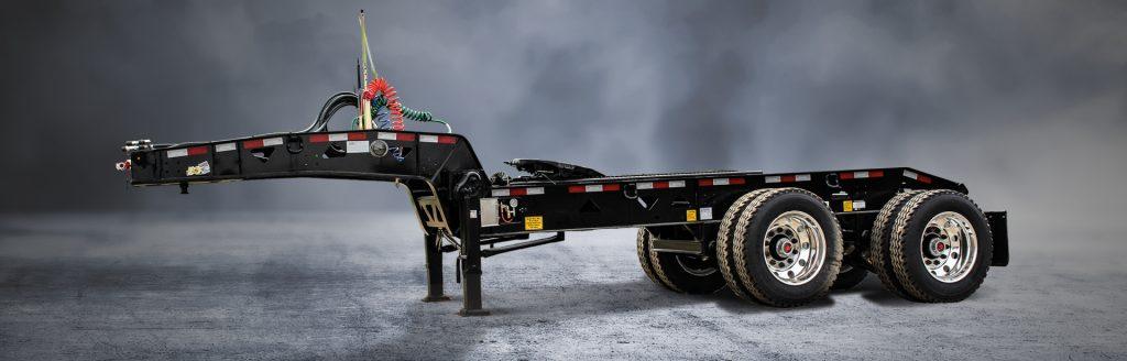 Hydraulic Jeep 40 Ton - BWS HRGN Lowboys Trailers