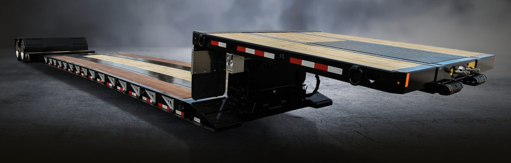 Mechanical Detachable Extendable - BWS RGN Double Drops Trailers